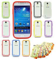 TPU Silicone Rubber Bumper Frame Case Cover For SAMSUNG Galaxy S4 mini i9190