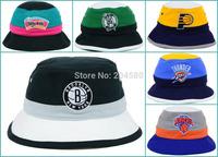 2015 new fashion bucket hat for women and men Summer Beach Sun Hat fishing hats  20pcs/lot
