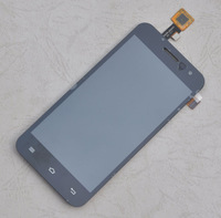 Black G2F LCD Display+Touch Screen+Frame Replacement Assemble For JIAYU G2F Touch Pane+Free Shipping