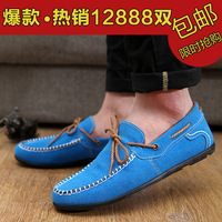 2014 new fashion Peas shoes driving shoes, low shoes men shoes, casual shoes tide