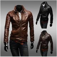 Leather Men Genuine Jacket Jaquetas De Couro Dos Homens Genuine Mens  Faux Fur Coats Black Leather Jacket Suits For Men brand