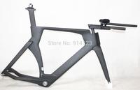 raw bicycle carbon fiber frames TIME trial  unpainted carbon bicycles size 51/54/57cm triathlon bike tt handlebars free ship