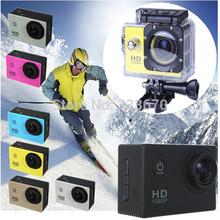 Action Sport Cam Waterproof Full HD 1080p Video Photo Helmetcam SJ4000 DV Underwater Go pro Sport Camera(China (Mainland))