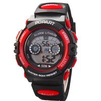 Children's Watch Students LED Sports Wristwatches 50m Waterproof Multifunction Alarm Swim Children Digital Watches