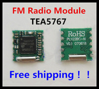 FREE SHIPPING 10PCS/LOT TEA5767 FM Radio Module Full Version