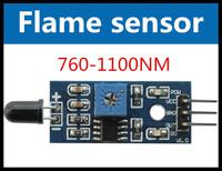Free Shipping 5PCS/LOT SmartSens,ir sensor ,IR Flame Sensor Module for Temperature Detecting