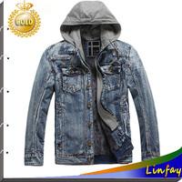 Newest Man Hoody Jackets Brand Men's Coat Moleton Hoodies Sweatshirt Mens Jeans Autumn and Spring Men Clothing Denim Jacket