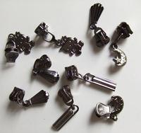 Hot-selling  number 5 zipper head metal zipper head diy bags zipper head free shipping