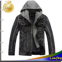 2014 New Man Hoody Jackets Brand Mens Coat Moleton Hoodies Sweatshirt Mens Jeans Autumn and Winter Coat Men Clothes Denim Jacket