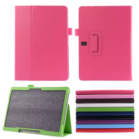 Free Shipping 10 Colours Lichee Pattern Folding Stand PU Leather Smart Cover Cases For Samsung Galaxy Tab S 10.5 T800