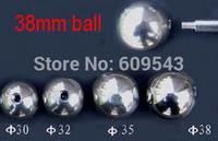 accessories for G-spot massager replacement massaging balls stainless steel balls 38mm