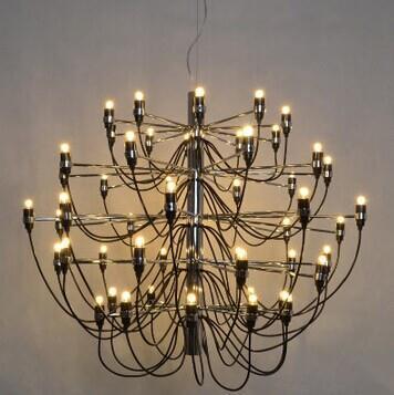 Candles Droplight Pendant Lustre Luxury Modern Design Lighting Free Shipping PL42(China (Mainland))