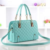 Fashion women's handbag 2014 shaping bag sweet bag chain one shoulder cross-body handbag