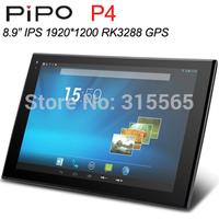 "New PiPo P4 3G Rk3288 Tablet PC Quad Core 2GB RAM 16GB 8.9"" IPS 1920x1200 Camera 8.0MP GPS HDMI"