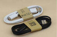 200 pcs/lot Micro USB Cable 2.0 Data sync Charger cable For Nokia HTC Samsung s3 s4 note 2 Motorola Blackberry galaxy 1M