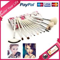 Free shipping 12 PCS MakeUp Brush