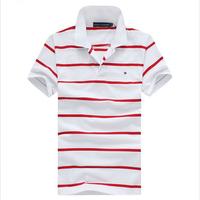 New 2014 Famous US Brand Tomy polo shirt men brand men's shirts M- XXL colors golf shirt wholesale  , tm17