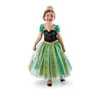 Frozen Girls Dress Elsa For baby Kids Princess Dress Sequin party girl dresses Free Shipping