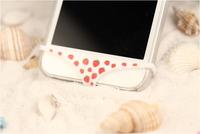 Sexy Undies Underwear Bikini For Iphone Accessories Briefs Case Home Button Protector For iphone 4 4s 5 5s 5c