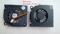 Genuine New Free Shipping For DELL Latitude D620 D630 D631 PP18L PP29L 3-Pins  CPU Cooling Fan