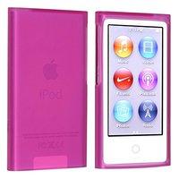 Fashion TPU Rubber Skin Case for iPod nano 7th Generation 7G 7 FREESHIPPING