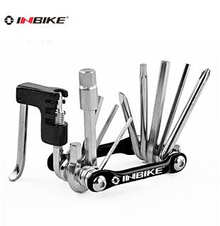 Tire Tatch Wrench Repair Bicycle Cycling Maintenance Multifuncional Accessories Tools Sets Bike Multi Portable Ferramenta Kit(China (Mainland))
