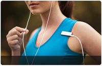 Super Mini Clip Sport MP3 Player Protable Music Player 2G RAM With Earphone USB Cable Charger Free Shipping