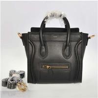 Hot Sale Genuine Leather Women Handbag 2014 High Quality Women Messenger Bags