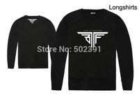 Back To The Future BTTF o-neck thin sweatshirt fashion hip hop long sleeve t shirt  free shipping SIZE: S-2XL