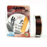 100m nylon line fishing