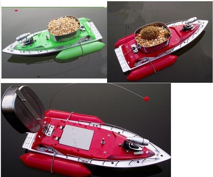 катера для завоза прикормки