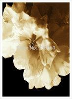 Decorate flowers petal Painting Air Brushing  Painting no Frameless oil painting spray painting,inkjet printer