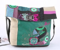 2014 Brand New Desigual bagwomen Shoulder bag  40x5171 Messenger bag women's sac Tasche  bolsa