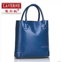 2014 women's handbag  genuine leather bag  formal handbag large bag