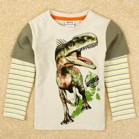 New Hot Fashion Nova Kids Brand Baby Boys Clothes For Boys Cotton Spring Long t Shirt For Boys Free Shipping
