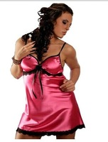 New fashion exotic women sexy lingerie underwear plus size lingerie baby doll XL 2XL 3XL 4XL