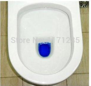 Free shipping Neeka shop Nano toilet cleaner lavatory spirit Adsorption Automatic toilet clean- Pine scent(China (Mainland))