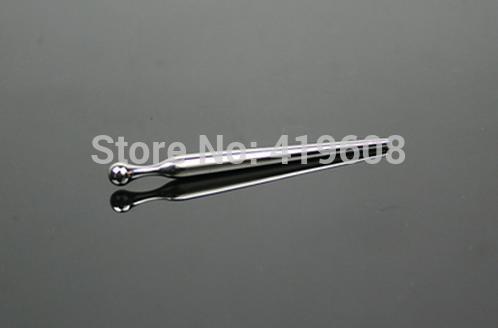 Men's stainless steel metal urethral stimulation dilator horse eye ...