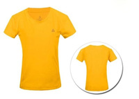 2014 New Arrived Women's Outdoor T shirt, Quick Dry and breathable t shirt, high elasticity top Quality t shirt free shipping