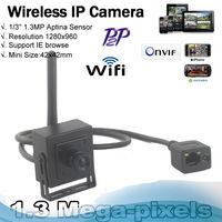 Hot Selling P2P Onvif  Indoor/Outdoor Network 960P camera 1.3 Megapixel HD Waterproof Hidden  IP Camera Support Wifi