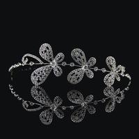 free shipping Crown Tiara Elegant Rhinestone crown Crystal bridal hair Jewelry Wedding Bride Party  j095
