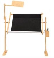 The new practical Wood cross stitch frame embroidery frame adjustable 1.2kg/ needlework cross-stitch kits set