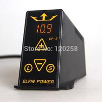 ELFIN POWER EP-2 Digital Tattoo Power Supply for tattoo machines LCD For Beauty Tattoo Art tattoo materials