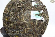 Spring Gold Bud Raw Pu erh Tea Cake yunnan puer 200g made by Ancient tea tree