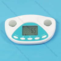 D19+Free Shipping Digital Body Fat Analyzer Monitor Weight Loss Tester N