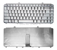 for New DELL Inspiron 1318 1420 1520 1521 1525 XPS M1330 M1530 US Keyboard Silver