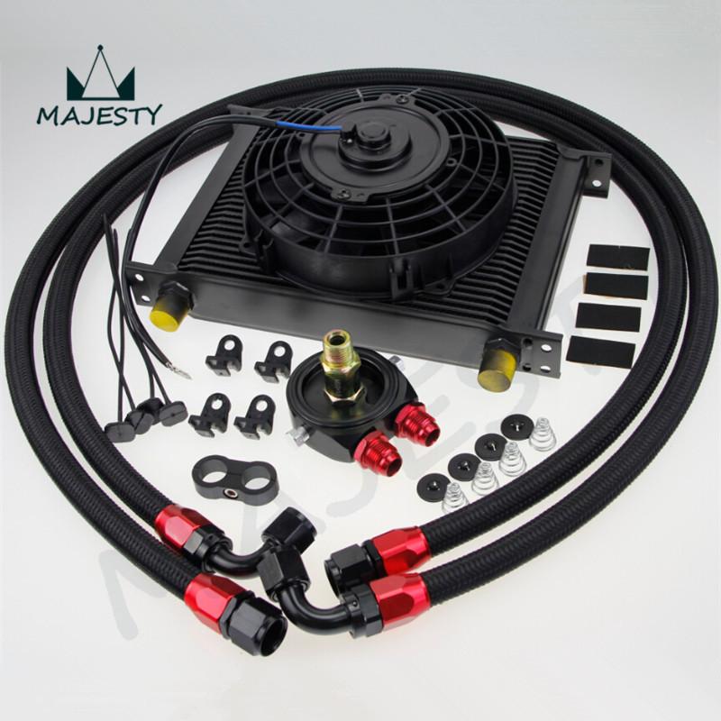 Система охлаждения  CSK 30 10AN + 7 система охлаждения