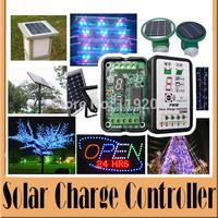 10PCS 3A SX01-3A Wincong Solar Charge Controller Garden Street Lamp Led Christmas Light Lithium Multifunction Battery Regulator