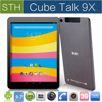 "HOT Cube U65gt Talk 9X Octa Core MTK8392 3G Tablet PC 9.7""  Retina OGS 2048x1536 16GB ROM Android 4.4 WCDMA GPS 10000mAh Battery"