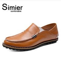 sage Simier men's genuine leather fashion casual shoes fashion trend of the leather shoes male 6638